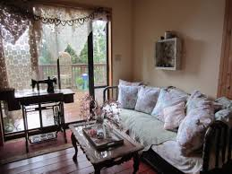 Living Room Curtains Traditional Classic Vintage Striped Armchairs Gray Curtain Window Classic