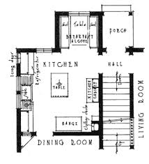 Woodworking Plans Kitchen Nook by Bungalow Breakfast Nook U2014 Twin Cities Bungalow Club