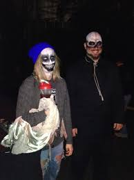 boston haunted houses spookyworld in new hampshire chow down usa