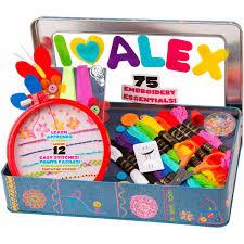 alex toys craft my embroidery kit walmart com