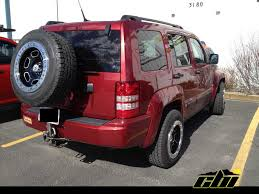 2011 jeep liberty hitch fold tire carrier