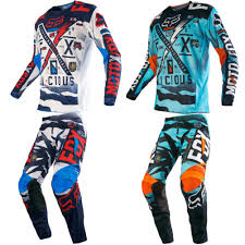 fox racing motocross racing 180 vicious youth motocross jerseys