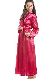 robe de chambre satin robe de chambre en satin pour femme luxueuse fuchsia