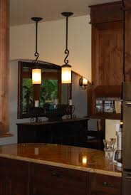 kitchen design ideas amusing wrought iron pendant lighting with