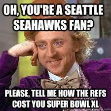Seahawks Super Bowl Meme - dating a seahawks fan meme