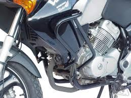 honda varadero sw motech crashbars engine guards honda xl125v varadero