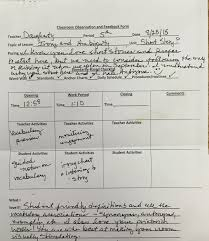 advanced standard 3 teaching and assessing for learning