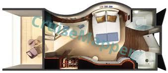 ncl epic floor plan norwegian epic cabins and suites cruisemapper