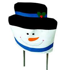 Snowman Chair Covers Diningroom Sure Fit Slipcovers Blog Strava Drc Garnet Xmas