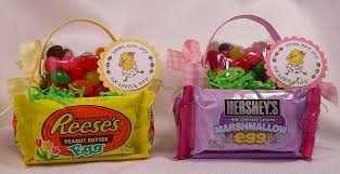 Diy Easter Gifts Beth A Palooza Edible Easter Baskets