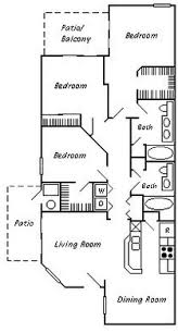 3 bedroom apartments in irving tx 3 bed 2 bath 1285 sq ft cooper s crossing apartments in