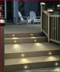 Stair Lights Outdoor Solar Lights For Deck Steps Purchase Outdoor Step Lighting