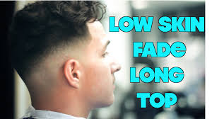 how to trim sides and back of hair low fade tutorial trim on top long hair razor line on side