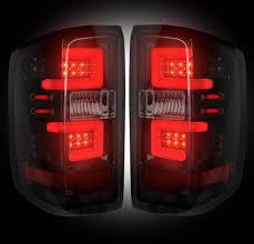 2009 chevy silverado tail lights silverado oled tail lights truck car parts 264238bk gorecon