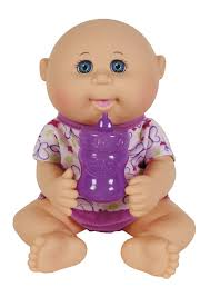 cabbage patch kids drink n u0027 wet newborn baby doll butterfly