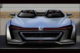 volkswagen gti roadster vw gti roadster vision gran turismo les images en fuite