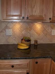 Travertine Tile Backsplash  Ideas About Travertine Backsplash - Backsplash travertine tile