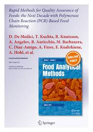 ents bas de cuisine rapid methods for quality assurance of pdf available