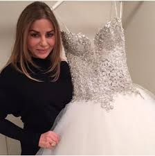 pnina tornai wedding dresses pnina tornai 4385 size 4 wedding dress oncewed