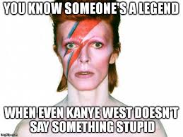 Bowie Meme - mazed your bowie imgflip