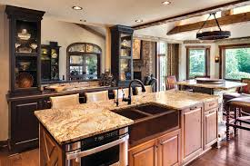Kitchen Country Ideas Rustic Kitchens With Fireplaces Kitchen Impressive Pictures Ideas