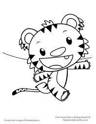 kai lan coloring pages virtren com