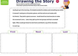 sequencing events worksheets education com