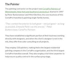 paint contractor magazine who is the idaho painter the idaho