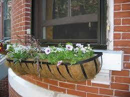 window flower pot 94 unique decoration and ten diy window box