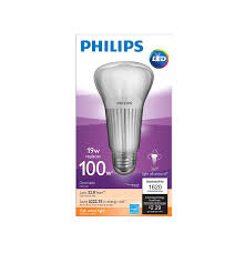 Led Light Bulbs 100w Equivalent by Philips 451906 100 Watt Equivalent A21 Led Light Bulb Soft White