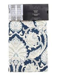 Damask Kitchen Curtains by Cynthia Rowley Window Curtain Panels Set Of 2 Large Medallions