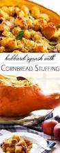 thanksgiving stuffed how do i cook this hubbard squash with cornbread stuffing just