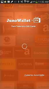 earn gift cards junowallet earn gift cards now android apps on play