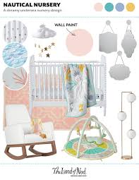 soft nautical nursery honest to nod