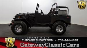 1970 toyota fj40 land cruiser gateway classic cars chicago 1076