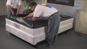 Round Waterbed For Sale by Sterling Sleep Systems Softside Waterbed Setup Instruction Youtube