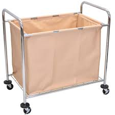 extra large laundry hamper commercial laundry carts on wheels