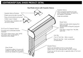 How To Install Hold Down Brackets For Blinds The Flexibility Of Dual Roller Shades