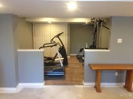 basement fresh reno