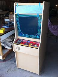 build your own arcade cabinet project donkey kong arcade how to build your own