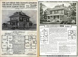 Sears Kit House Plans by Sears Chelsea 1908 111 1909 1911 111 1912 111 1913 111