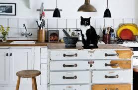 industrial chic swedish house furnish burnish