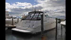2000 sea ray 510 sundancer youtube