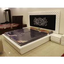 modern double bed full bed full size bed decorative crafts