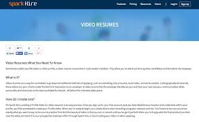 How To Make A Video Resume How To Create An Awesome Video Resume Dos And Don U0027ts