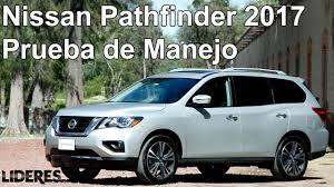 nissan armada 2017 mexico prueba de manejo con la nissan pathfinder 2017 youtube