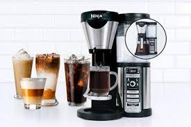 ninja coffee bar clean light keeps coming on ninja coffee bar reviews top 5 models compared 2017
