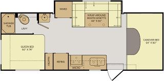 Fleetwood 5th Wheel Floor Plans 2016 Fleetwood Tioga Ranger