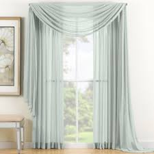 Scarf Curtains Buy Scarf Panel Curtains From Bed Bath Beyond