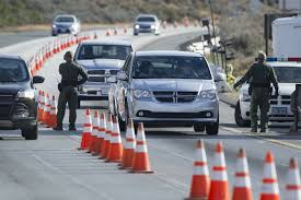Interior Border Patrol Checkpoints At Border Patrol Checkpoints These Critics Have Nothing To